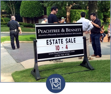 Peachtree & Bennett Estate Services